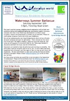 2016 Summer WRA newsletter